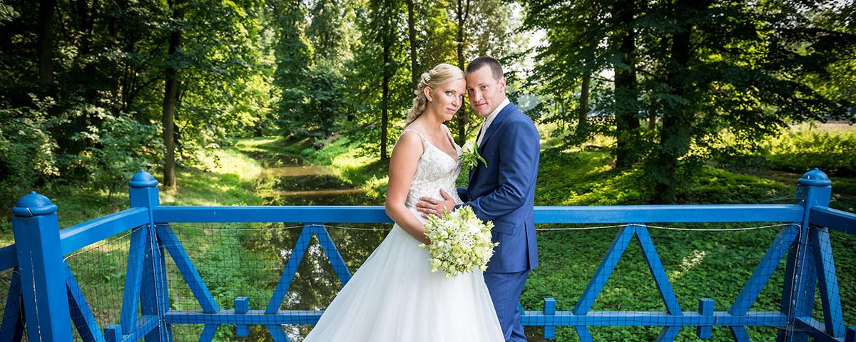 svatební fotografování / svatební fotograf Vojtěch Pavelčík / zámecká zahrada Veltrusy