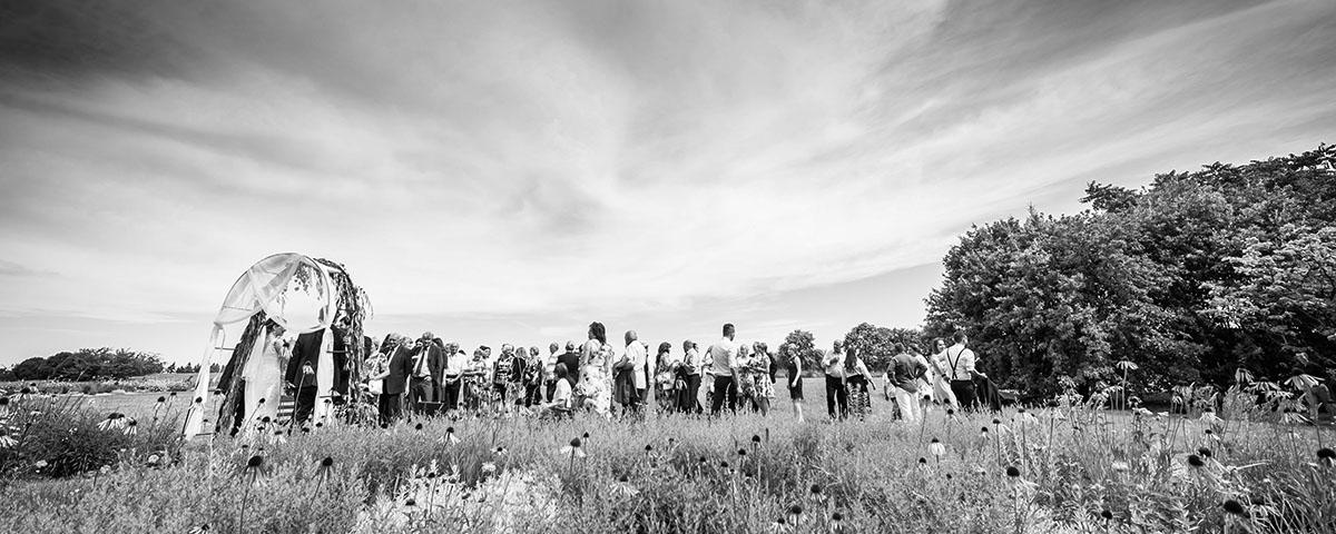 svatba v dendrologické zahradě v Průhonicích