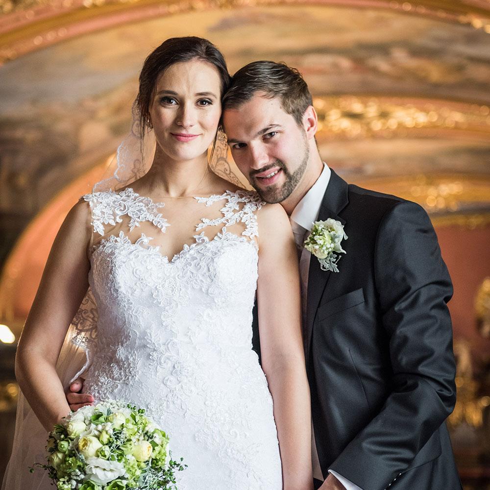 svatební fotografování / fotograf Vojtěch Pavelčík / Zrcadlová kaple, Klementinum