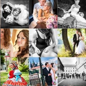 svatební fotografování / fotograf Vojtěch Pavelčík / fotograf na svatbu / Praha